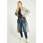 Jack Wills Blythe Long Robe Coat Women's Jacket