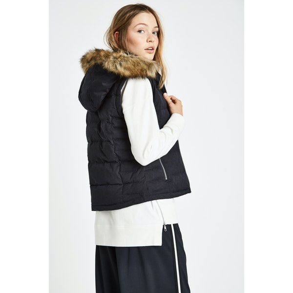 Jack Wills Foxford Hooded Gilet Women's Gilet