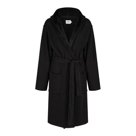 UGG Brunswick Dressing Gown - Black