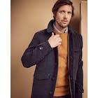 Joules Harcombe Double Face Wool Workwear Men's Jacket