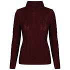 Peregrine Made In England Funnel Neck , Knits Dam
