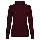 Peregrine Made In England Funnel Neck Women's Knits