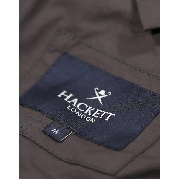 Hackett Quilted Cord Blzr Blazer