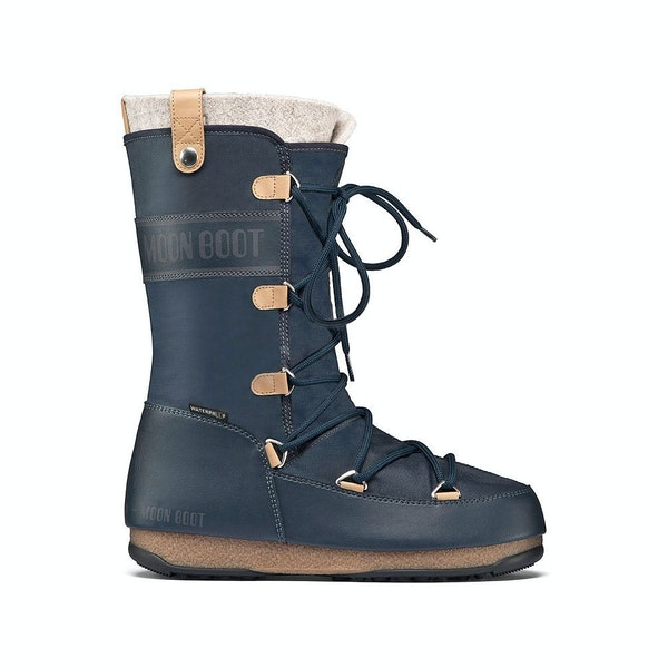 Moon Boot Monaco Felt Women's Boots