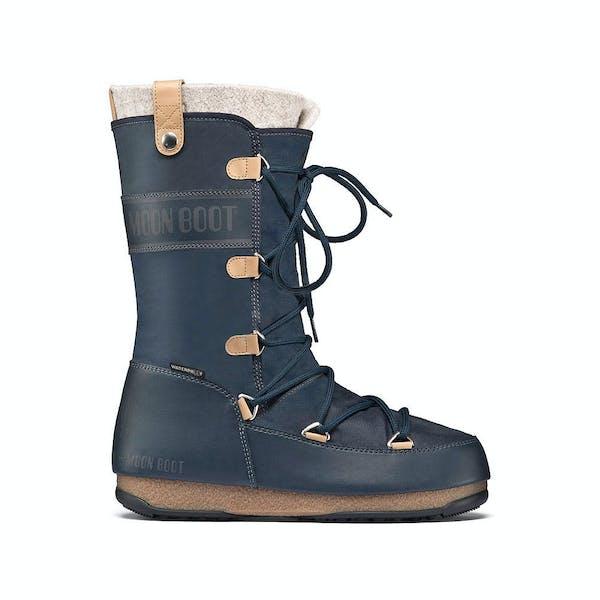Moon Boot Monaco Felt Kvinner Støvler