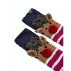 Joules Festive Mug and Socks Damen Gift Set
