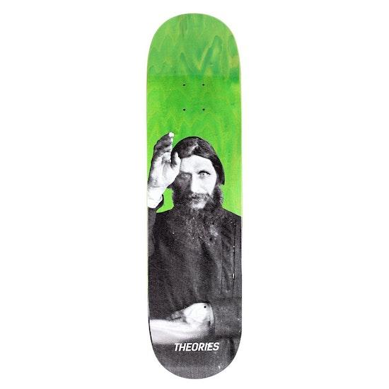 Theories Of Atlantis Rasputin 8 Inch Skateboard Deck