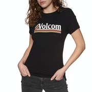 Volcom Keep Goin Ringer Short Sleeve T-Shirt