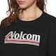 Volcom Sound Check Fleece Womens Sweater