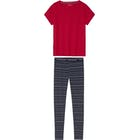 Tommy Hilfiger Set Fairisle Legging , Nattkläder Dam