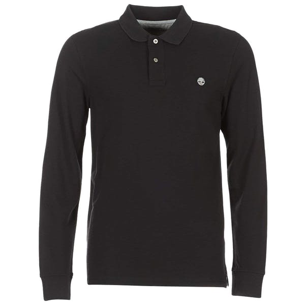 Timberland LS Millers River Polo Shirt