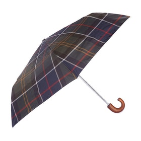 Barbour Tartan Mini Umbrella - Classic