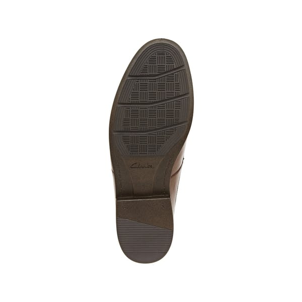 Dress Shoes Clarks Becken Cap