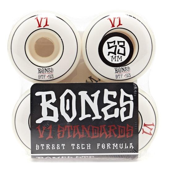 Bones Stf V1 Annuals Standard 103a 53mm Skateboard Wheel