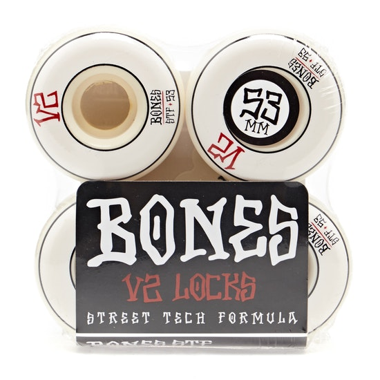 Bones Stf V2 Annuals Locks 103a 53mm Skateboard Wheel