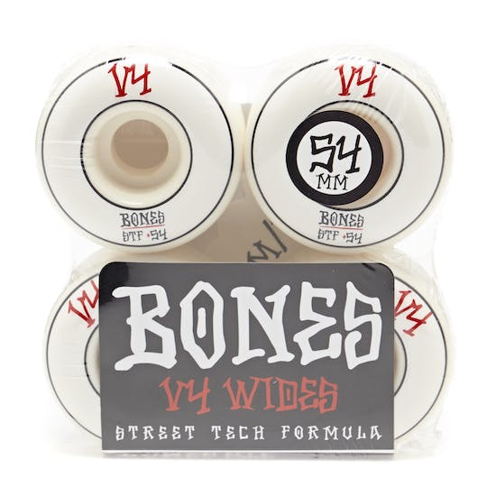 Bones Stf V4 Annuals Wides 103a 54mm Skateboard Wheel