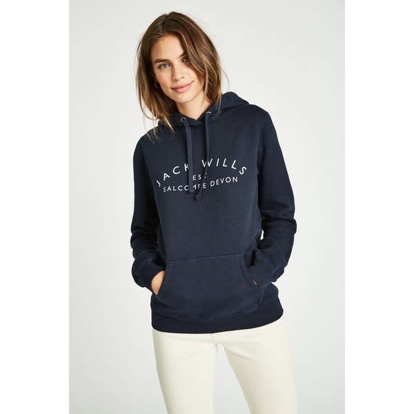 Jack Wills Hunston Classic Pullover Hoody