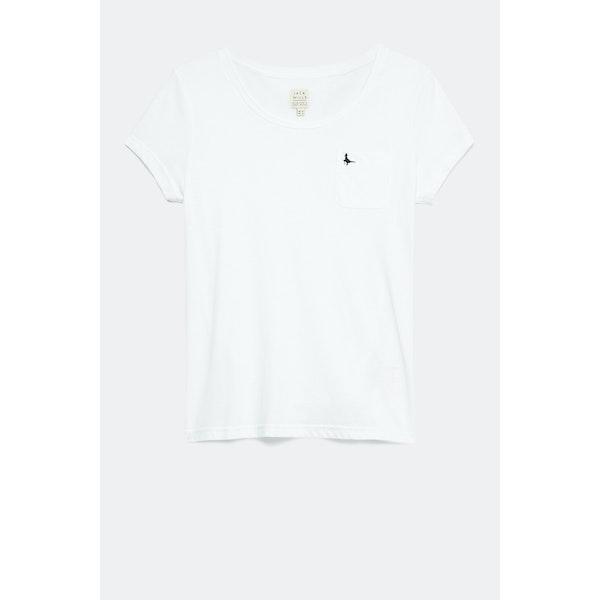 Jack Wills Fullford Classic Pocket Kortermet t-skjorte