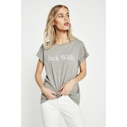Jack Wills Forstal Boyfriend Women's Short Sleeve T-Shirt