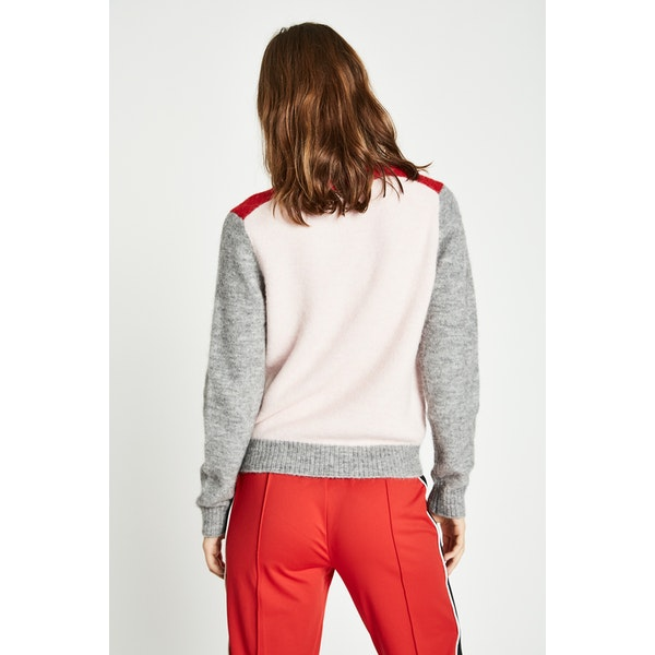 Jack Wills Willowbank Stripe Damen Pullover