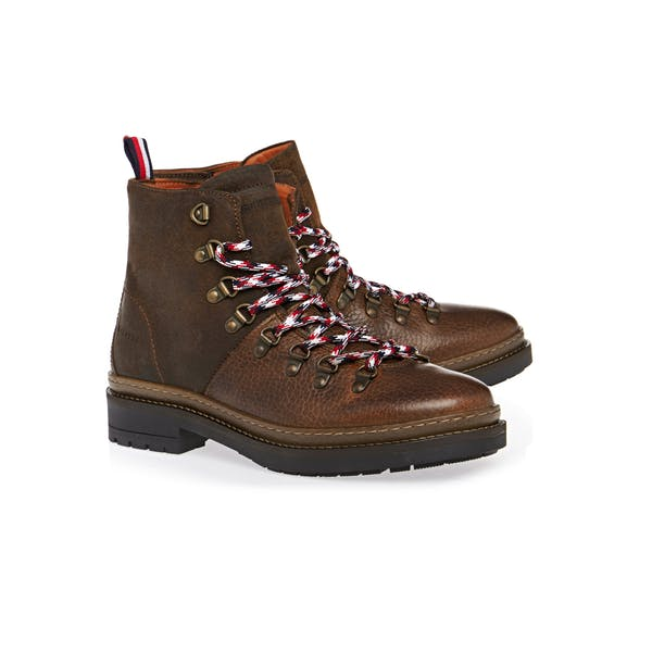 Tommy Hilfiger Elevated Outdoor Hiker Boots