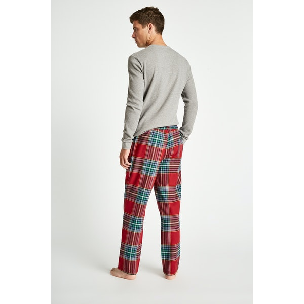 Jack Wills Blakebrook Flannel Lounge Pants Men's Pyjamas