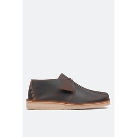 Clarks Originals Desert Trek Dress Shoes - Beeswax