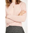Jack Wills Kinsley Raglan Crew Dame Sweater