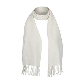 Vivienne Westwood Essential Scarf - White