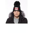 Moose Knuckles MooseFlag Toque Beanie