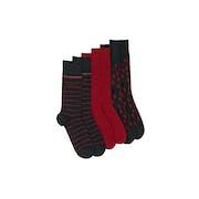 BOSS Gift Set 3 Pack Socks