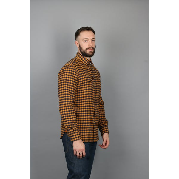Peregrine Made In England Preston Shirt