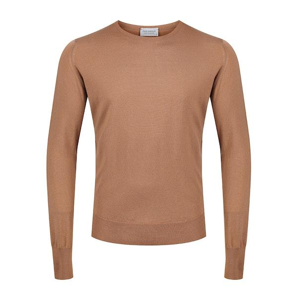 John Smedley Made in England Marcus Crew Neck Merino Men's Sweater