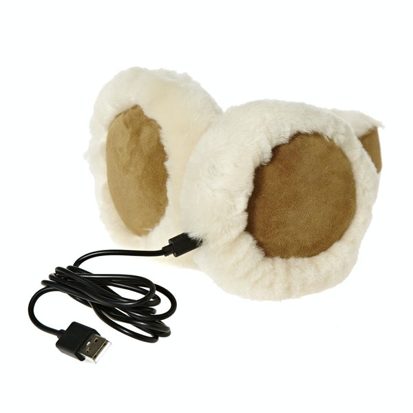UGG Sheepskin Bluetooth Women's Ear Muffs