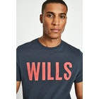 Jack Wills Wentworth Wills Graphic Kurzarm-T-Shirt