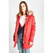 Jack Wills Lachbury Ultimate Parka Women's Jacket
