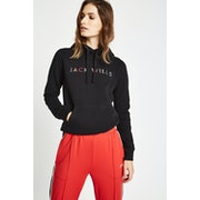 Jack Wills Hunston Embroidered Kapuzenpullover