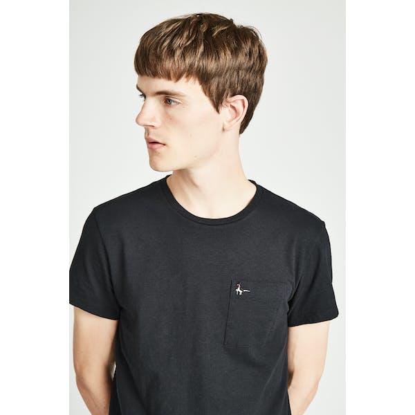 Jack Wills Ayleford Col Bird Short Sleeve T-Shirt