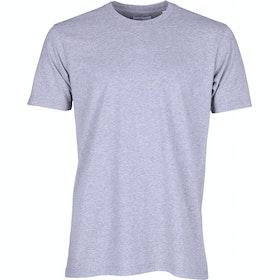Colorful Standard Classic Organic Kurzarm-T-Shirt - Heather Grey