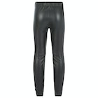 Troy London Stretch Leather Damen Leggings
