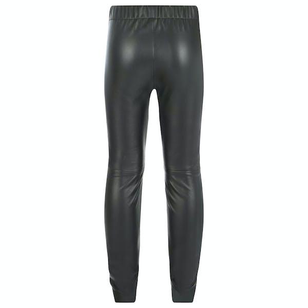 Troy London Stretch Leather Damen Leggings