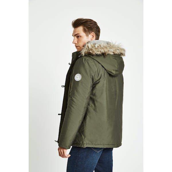 Jack Wills Newton Parka Jacket