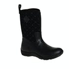 Muck Boots Arctic Weekend Quilted Print Wellington Boots