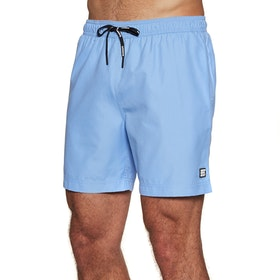Superdry Surplus Swim Shorts - Wave Blue