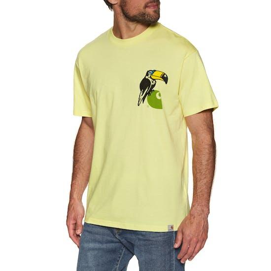 T-Shirt à Manche Courte Carhartt Nosebird