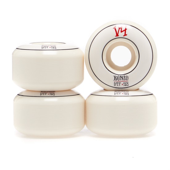 Bones Stf V4 Annuals Wides 103a 53mm Skateboard Wheel