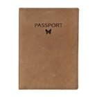 Porta-documentos Mujer Country Attire Brent Passport Case