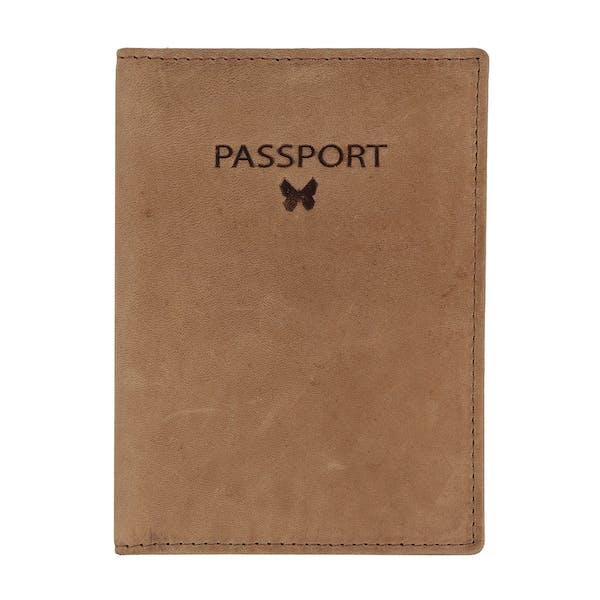 Country Attire Brent Passport Case Women's Document Holder