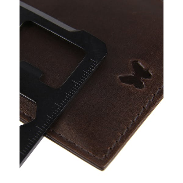 Gift Set Country Attire Havering Cardholder and Multitool