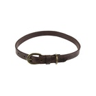 Country Attire Harris 2cm Large Leather Dog Collar